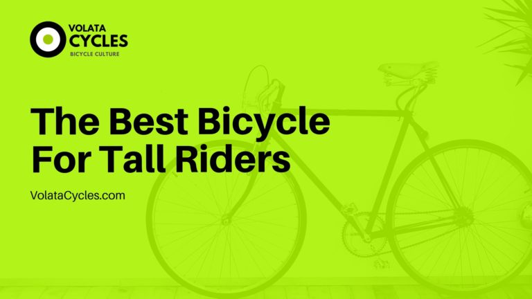 The-Best-Bicycle-For-Tall-Riders