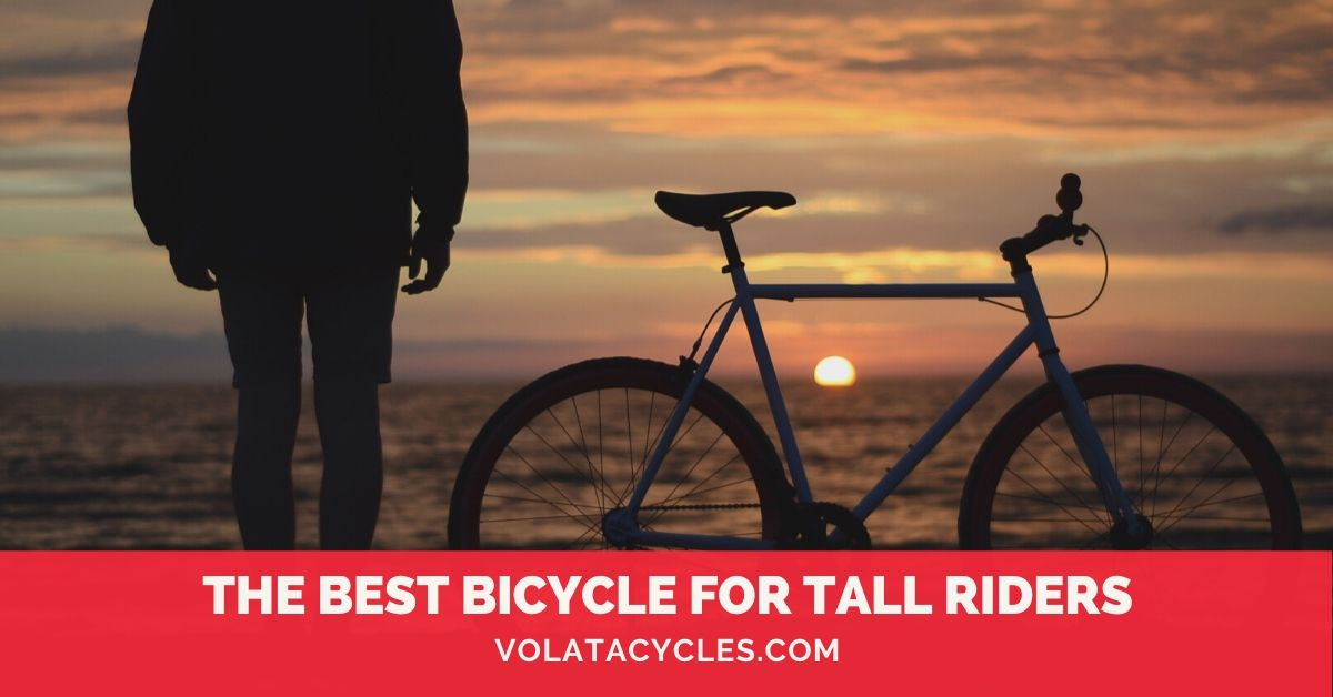 best-bicycle-for-tall-riders