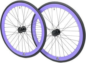 Retrospec Mantra 700c Deep V Single-Speed Wheelset