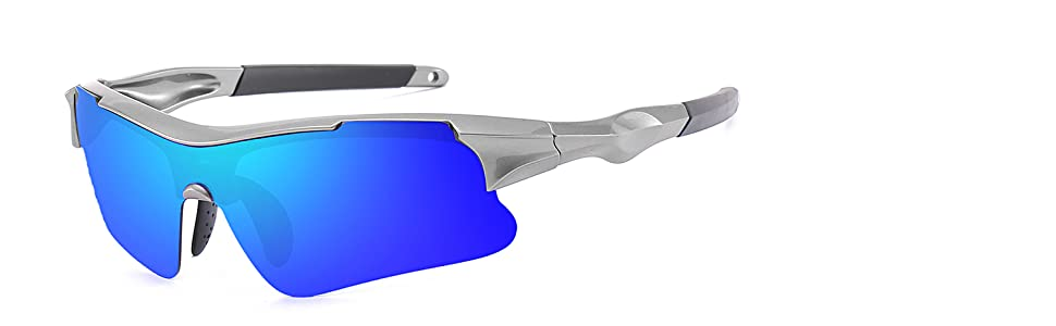 FEISEDY-Polarized-Sports-Sunglasses-TR90-Frame-Cycling-Running-Fishing-Golf-TAC-Glasses-B2468