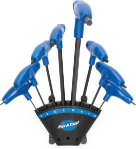 Park-Tool-PH-1.2-P-Handled-Hex-8pc-Wrench-Set-Holder-BlackBlue-One-Size