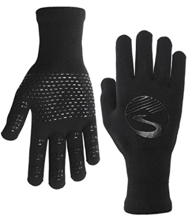 ShowersPass Waterproof Breathable Unisex Crosspoint Knit Gloves