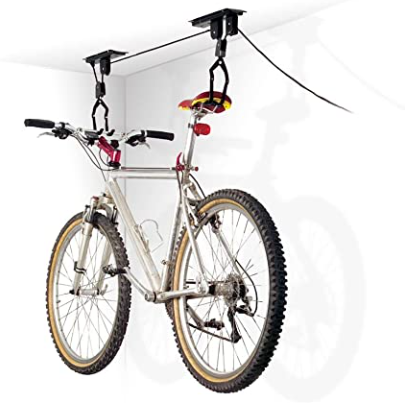 Best Bicycle Hoist - Discount Ramps 1-Bike Bicycle Hoist