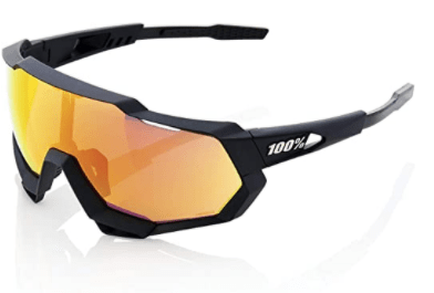 best cold weather bicycle gear 2. 100% Speedtrap Sport Performance Sunglasses