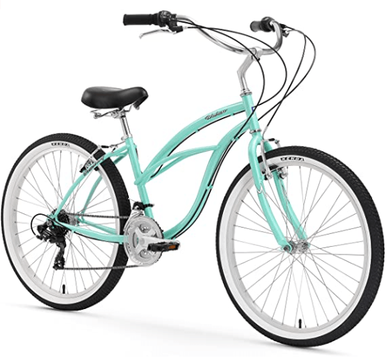 Best Bicycle for Older Women - Firmstrong Urban Lady Beach Cruiser Bicycle