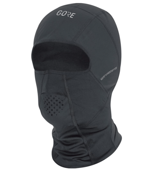 3. GORE WEAR Unisex Windproof Balaclava