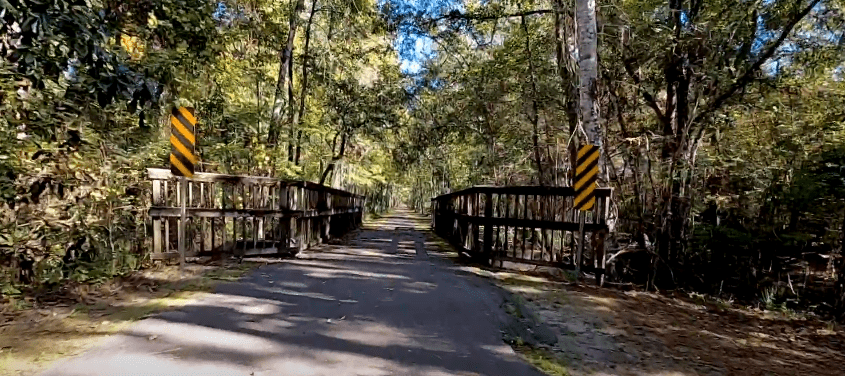 The Best Bicycle Trails in Florida - Jacksonville-Baldwin Rail Trail
