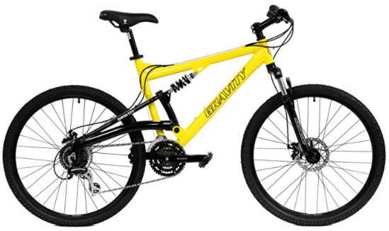 best mountain bikes under 500 - Gravity 2020 FSX 1.0