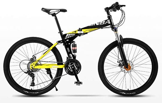 best mountain bikes under 500 - Bove MTB Folding Mountain Bike