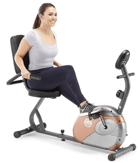 best exercise bike for seniors - Marcy Recumbent Exercise