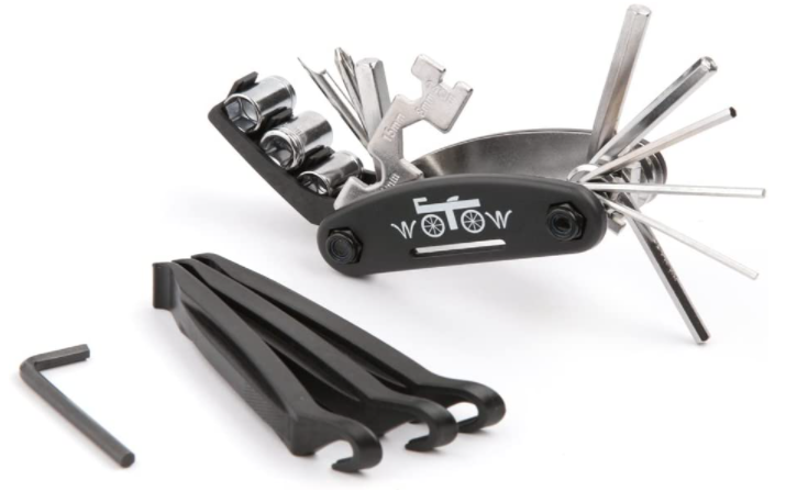 Best Cycling Multi Tool - WOTOW 16 in 1 Cycling Multi Tool