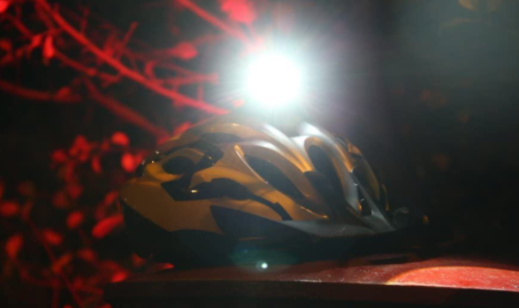 Brightside Topside Bicycle Helmet Light Rechargeable Gear PERFORMANCE