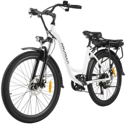 ANCHEER E-Cruiser - Best Electric Bicycle on the Market