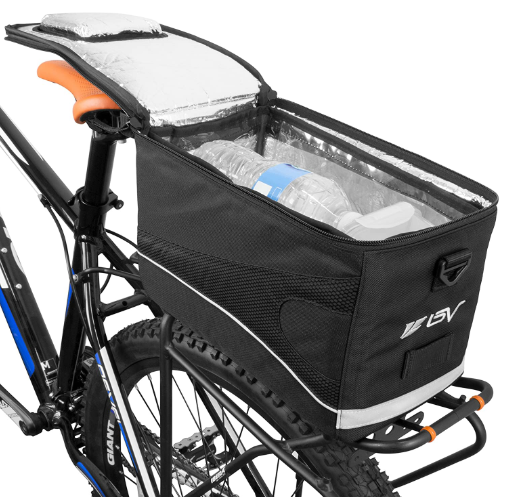 Best Bicycle Cooler: BV Insulated Trunk Cooler Bag