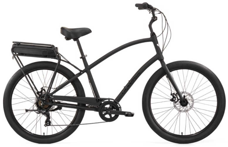 Electra Townie Go! 7D Electric Bike - Types of Electric Bicycles