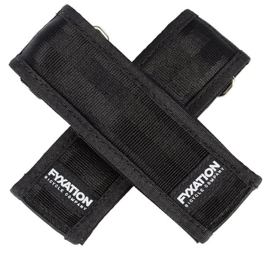 Fixed Gear Pedals: Fyxation Gates Pedal Strap