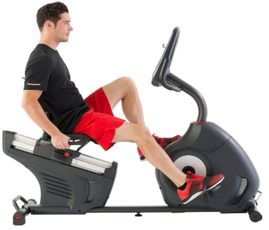 Intro to Schwinn 270 Recumbent Bike Review