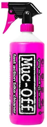 How to Remove Slime from Inside a Tire: Muc-Off MOX-904 Nano Tech Bike Cleaner