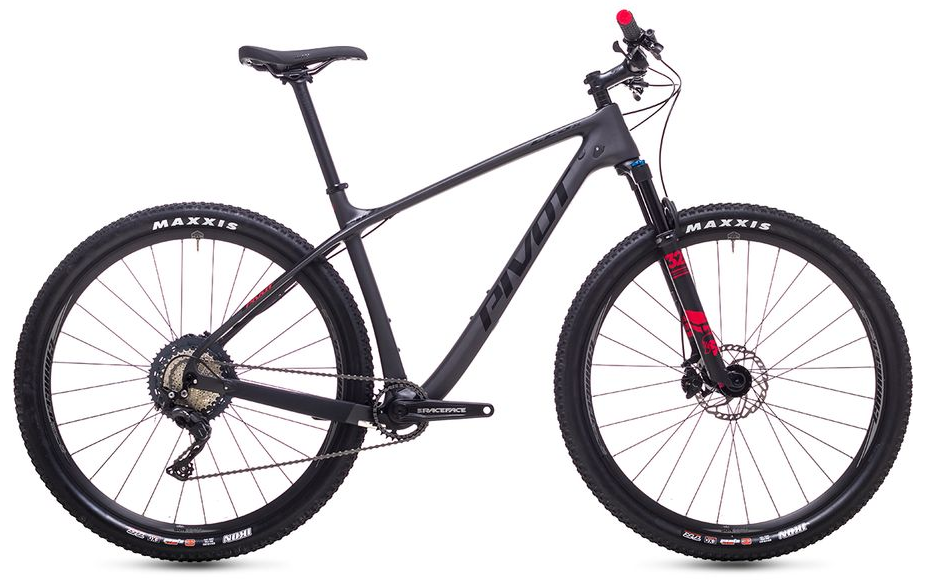 Best Hardtail Mountain Bike: PIVOT LES SL Carbon Race XT Mountain Bike