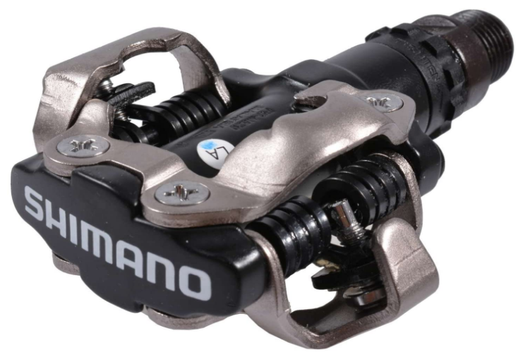 Fixed Gear Pedals: SHIMANO SPD Pedal Clipless Pedals