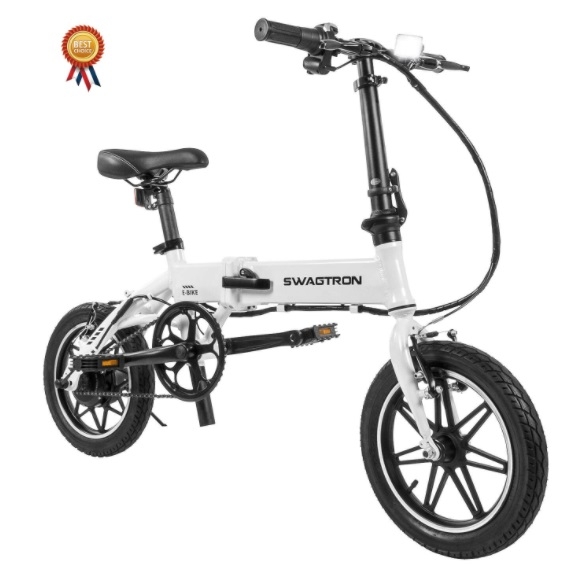 SWAGTRON Swagcycle EB5 - Best Electric Bicycle on the Market