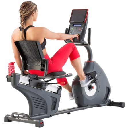 Tech Details - Schwinn 270 Recumbent Bike Review
