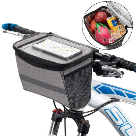 Best Bicycle Cooler: WOTOW Bike Handlebar Cooler Bag