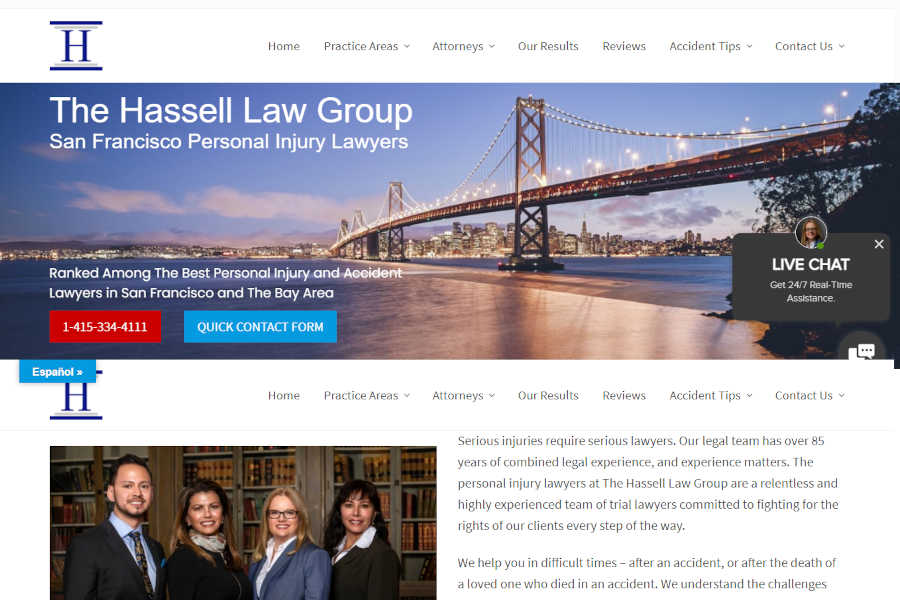 The Hassell Law Group