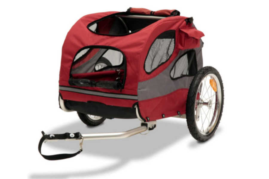 HoundAbout Pet Bicycle Trailer